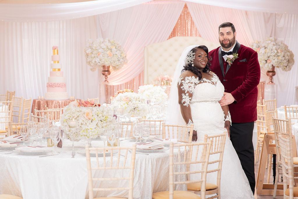 Astrid & Matt's Grand Wedding: Orchardleigh Estate